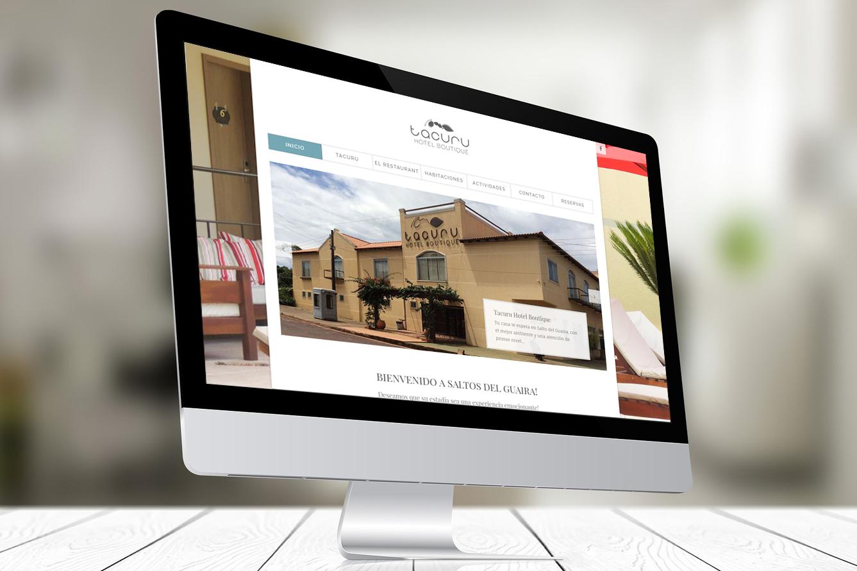 Web Hotel Tacuru