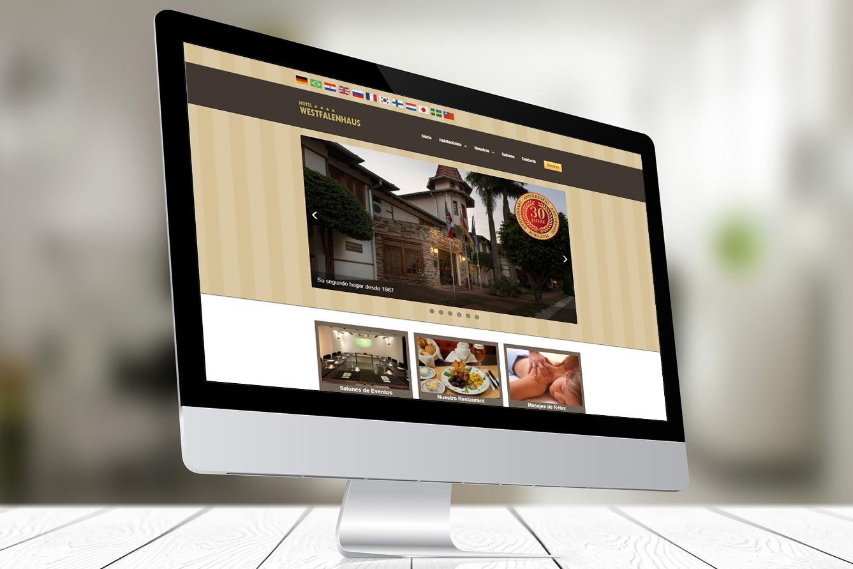 Web Hotel Westfalenhaus