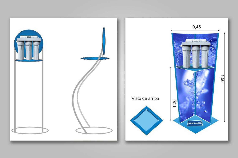 Diseño de exhibidores por XPECTATIVE